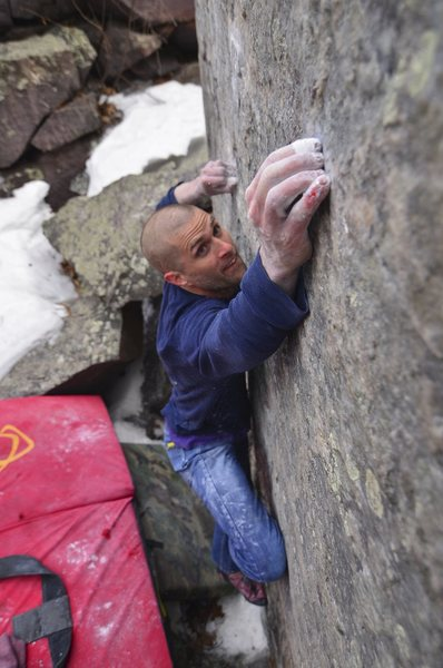 Rock Climbing Photo: Nic...
