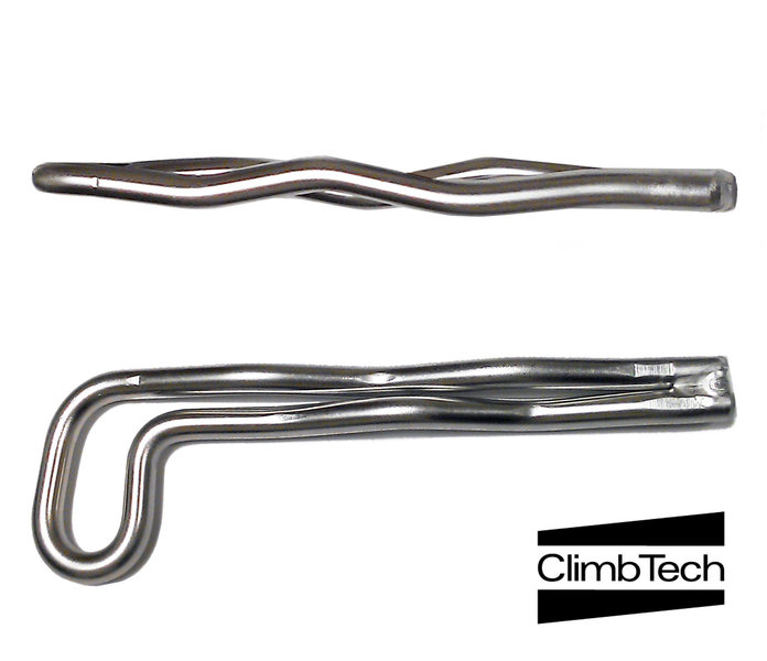 Rock Climbing Photo: ClimbTech wave glue in bolt