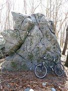 Rock Climbing Photo: Boulder 1