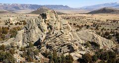 Rock Climbing Photo: Fenceline from Taco