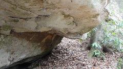 Rock Climbing Photo: Adverse Conditions- V9.