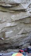 Rock Climbing Photo: Whirlpool- V8.