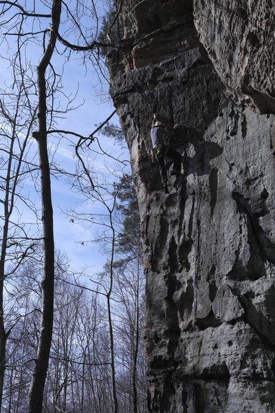 Rock Climbing Photo: Boilerplate