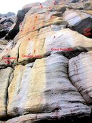 Rock Climbing Photo: Boltzzzzzzzz