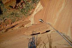 Rock Climbing Photo: J.Snyder P2