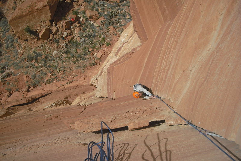 Rock Climbing Photo: J.Snyder P2