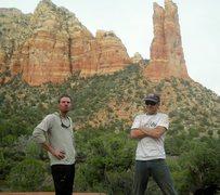 Rock Climbing Photo: Macho.