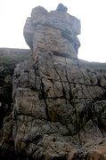 Rock Climbing Photo: Northeast face