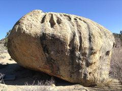 Rock Climbing Photo: Main Boulder