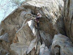 Rock Climbing Photo: Southern Boys don't wear plaid.