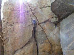 Rock Climbing Photo: Capt Crunch