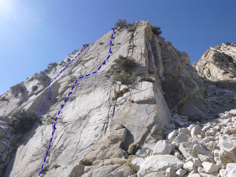 far right route