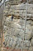 Rock Climbing Photo: Cut Throat Photo by Jace Johnson