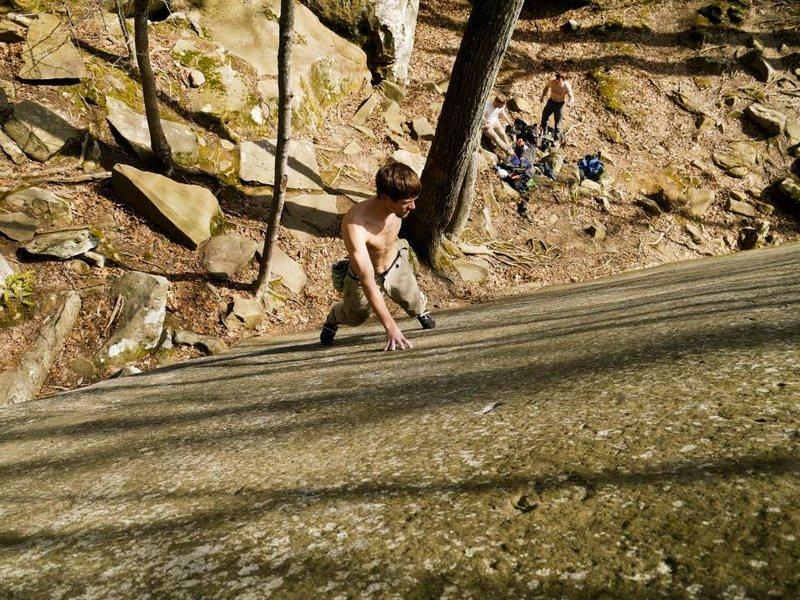 Rock Climbing Photo: spiderman Photo by Jace Johnson