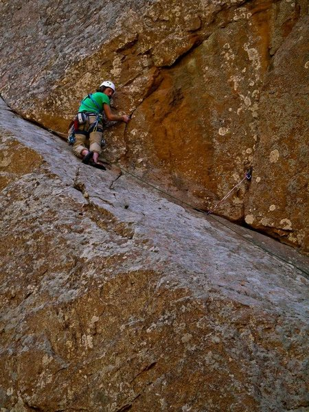 Rock Climbing Photo: ker plunk Photo by Brandon Michelkamp