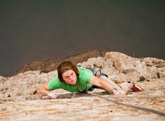 Rock Climbing Photo: TR on riverside attraction Photo by Branden Michel...
