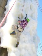 Rock Climbing Photo: another great late March day on the ice