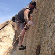 Rock Climbing Photo: Awesome start...