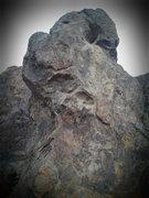 Rock Climbing Photo: Crucified 11b
