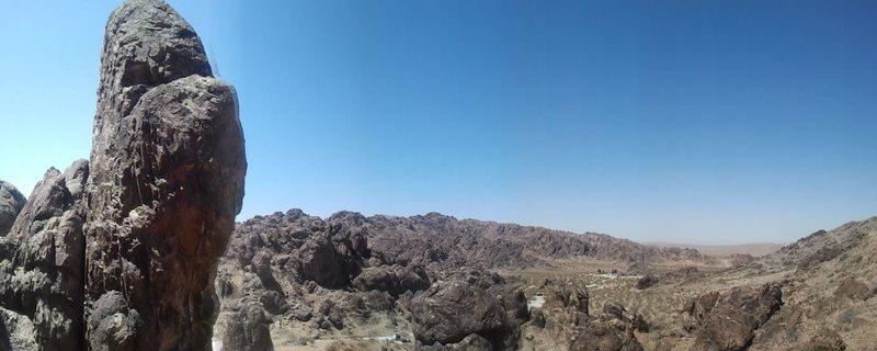 Rock Climbing Photo: a NJC horizon
