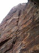 Rock Climbing Photo: Galadriel