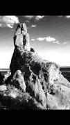 Rock Climbing Photo: Gordon-Collins Route