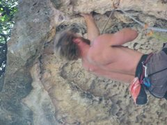 Rock Climbing Photo: Jams!