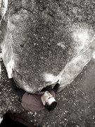 Rock Climbing Photo: bearhug