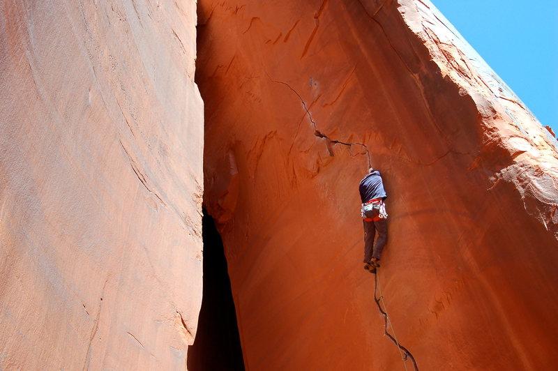 Rock Climbing Photo: Anunnaki2