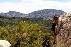 Rock Climbing Photo: Horseflats