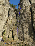 Rock Climbing Photo: Katzl. There are apparently also some routes to th...