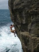 Rock Climbing Photo: DWS at Swanage, England