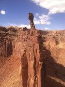 Rock Climbing Photo: Washer Woman