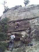 Rock Climbing Photo: Less Filling, Same Great Taste