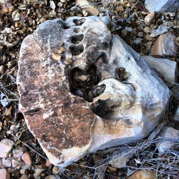 Rock Climbing Photo: hearts and hearts and hearts...