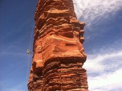 Rock Climbing Photo: Standing Rock.