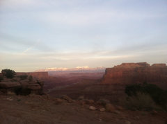 Rock Climbing Photo: The White Rim