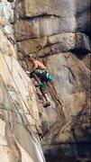 Rock Climbing Photo: 5.8 start of TMD!