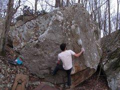 "Rock Climbing Photo: Starting ""Nap Comp"""