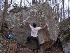 Rock Climbing Photo: Napoleon Complex