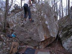 Rock Climbing Photo: Nap Comp
