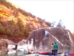 Rock Climbing Photo: Riverside, Joe's Valley