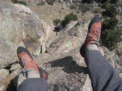 Rock Climbing Photo: Unaweep Canyon, Colorado. Spring Break. March 26-2...