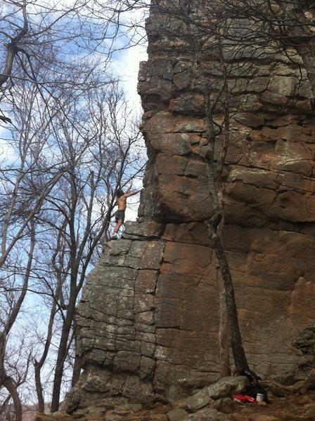 Rock Climbing Photo: Rox