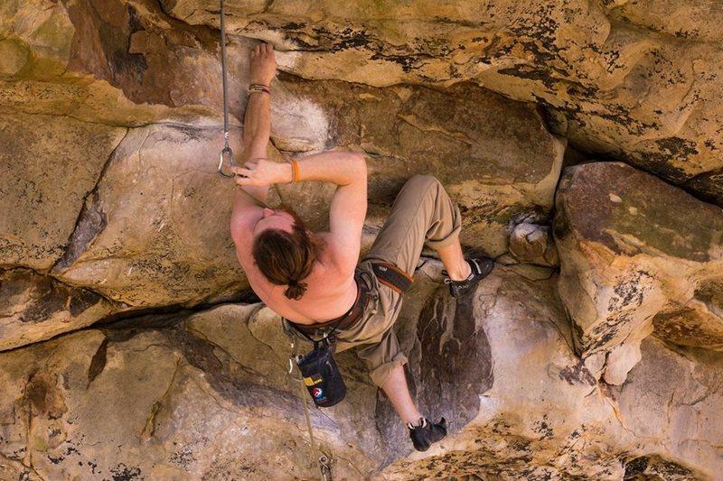Rock Climbing Photo: © Austíno Parvíno Photography