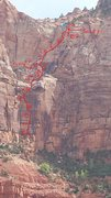 Rock Climbing Photo: MS paint baby!!