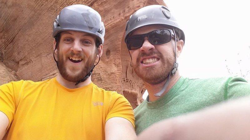 Rock Climbing Photo: no homo