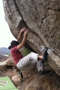 Rock Climbing Photo: Cracker Jack