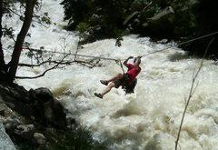 Rock Climbing Photo: Tyrolian