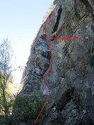 Rock Climbing Photo: Local Yokel